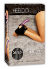 Heeldo Strap On Dildo Foot Harness For Her