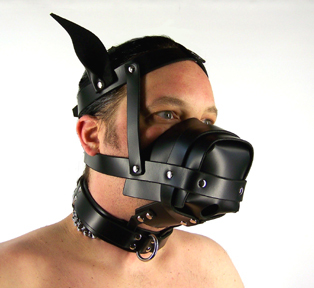 The Open Face Dog/Animal Hood