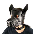 leather animal mask