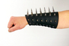 Spiked Leather Gauntlet