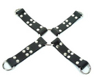 Leather Hog Tie