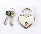 Heart shaped Lock w/ keys