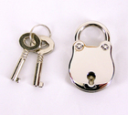 Round Lock w/ Keys