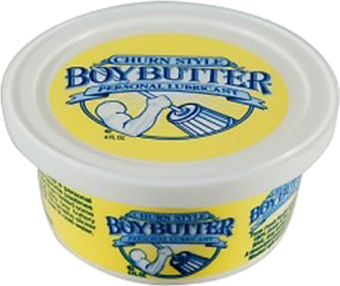 Boy Butter Original 4 oz Tub