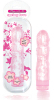 Spring Love-Soft Waterproof Vibrator-Pink