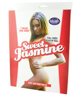 Sweet Jasmine Sex Doll