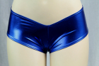 Flashy Boyshort Blue Medium/Large