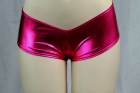 Flashy Boyshort Pink Medium/Large