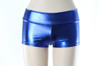 Thick Hugger Boyshorts Blue Small