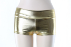 Thick Hugger Boyshorts Gold Small