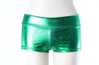 Thick Hugger Boyshorts Green Large
