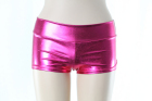 Thick Hugger Boyshorts Hot Pink Small