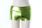 Thick Hugger Boyshorts Lime Green Small