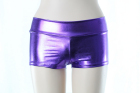 Thick Hugger Boyshorts Purple Small