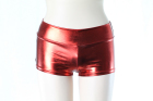 Thick Hugger Boyshorts Red Large