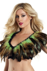 Be Wicked Feather Top
