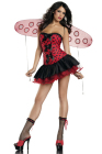 Be Wicked Lil Lady Bug Small/Medium