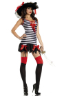 Be Wicked Wicked Pirate Small/Medium