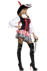 Be Wicked Sexy Buccaneer Small/Medium
