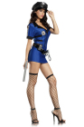 Be Wicked Sexy Policewoman Medium/Large