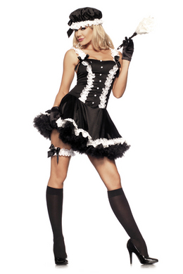 Be Wicked 5th Avenue Maid Medium/Large