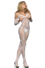 Be Wicked Bare Shoulder Body Stocking