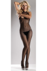 Be Wicked Fishnet Body Stocking
