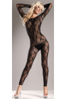 Be Wicked Long-sleeve Lace Body Stocking