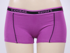 Athletic Sports Boyshorts Purple Large