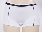 Athletic Sports Boyshorts White Small