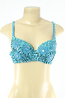 Sequined Bra Medium/Large (36/38 B/C)