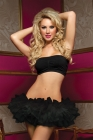 Party Tutu Tiered Mutli-Layer Tulle Tutu Black