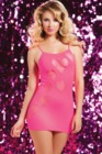 Seven Til MidnightSeamless Dress W/Heart Shaped (Packaged) One Size