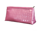 Devine Carry-on - Pink Croco