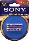 Sony AAA Battery 4pk