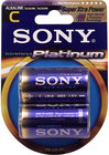 Sony C Battery 2pk