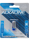 Dj N 1pk Alkaline Battery