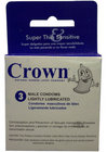 Crown Condoms 3s