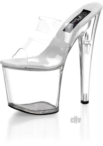 Taboo Clear Stiletto