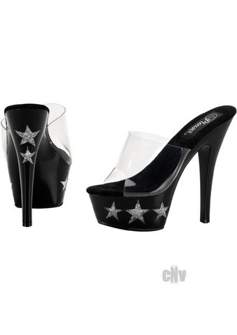 Kiss Glitter Star Stiletto