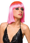 Cleo Wig Pink