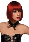 Vamp Wig Burnt Red