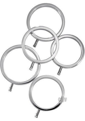 Electrastim Metal C Ring 5/pk