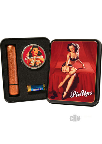 Pin Ups Betty Copper