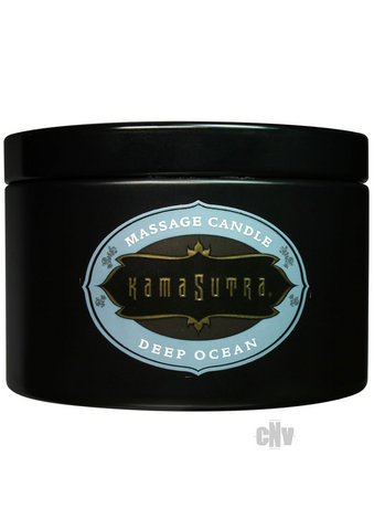 Massage Candle - Deep Ocean