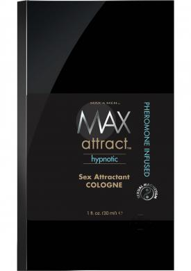 Max Attract Sex Cologne 1oz. Click any image for a larger view