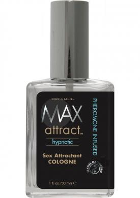 Max Attract Sex Cologne 1oz