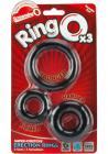 Ringo 3 Pack Cockrings 6pc Box