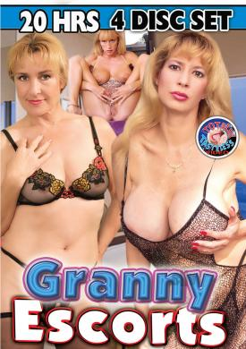 20hr Granny Escorts {4 Disc Set} Sex Toy Product