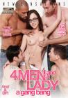 4 Men And A Lady A Gang Bang Sex Toy Product